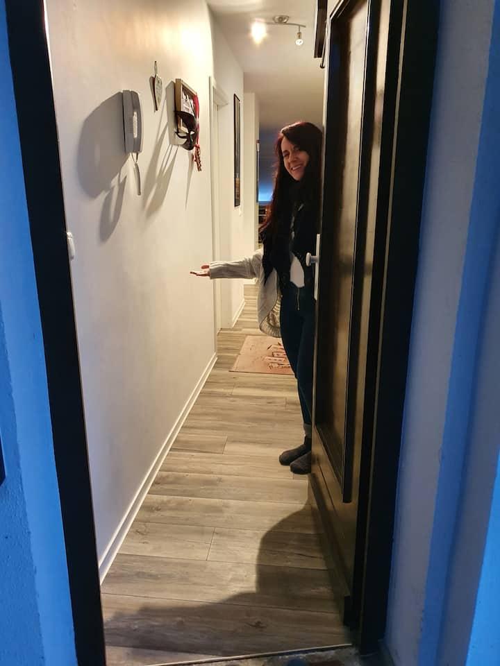 AVD - Andrea's neues Ferienhaus