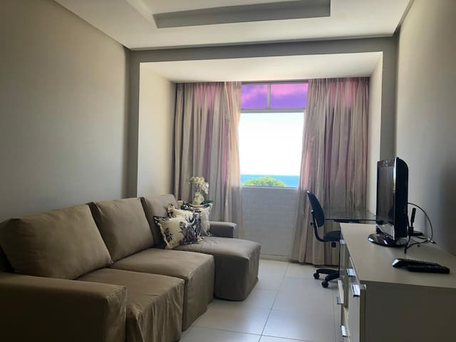 Apartamento-Barra-vista mar