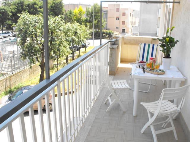 Grazioso Appartamento con Wi-Fi in Centro a Ostuni