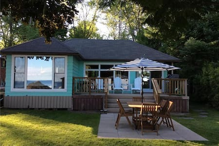 Lake Simcoe Lake House - Oro Station - Cabana
