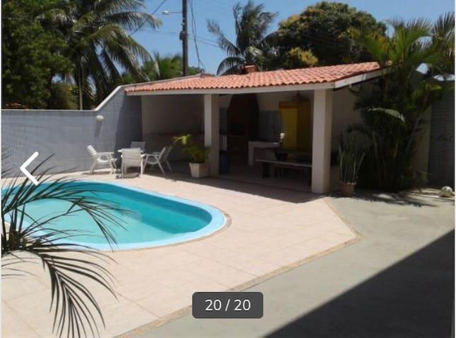Casa de Praia - Condomínio Arauá