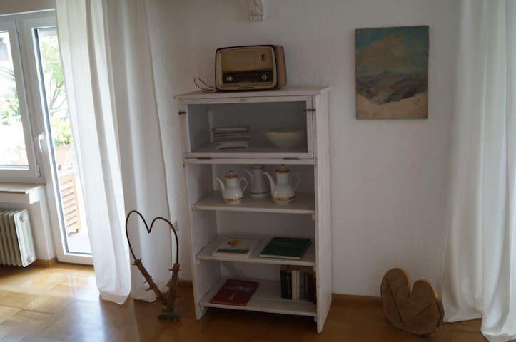 Gemütliche, frisch renovierte Fewo - Ihringen - Wohnung