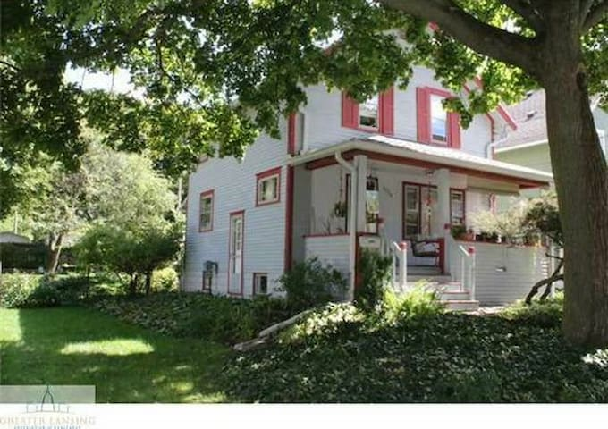 The Dollhouse.