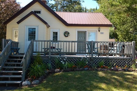 Keweenaw Adventure Cottage - Copper Harbor - Casa