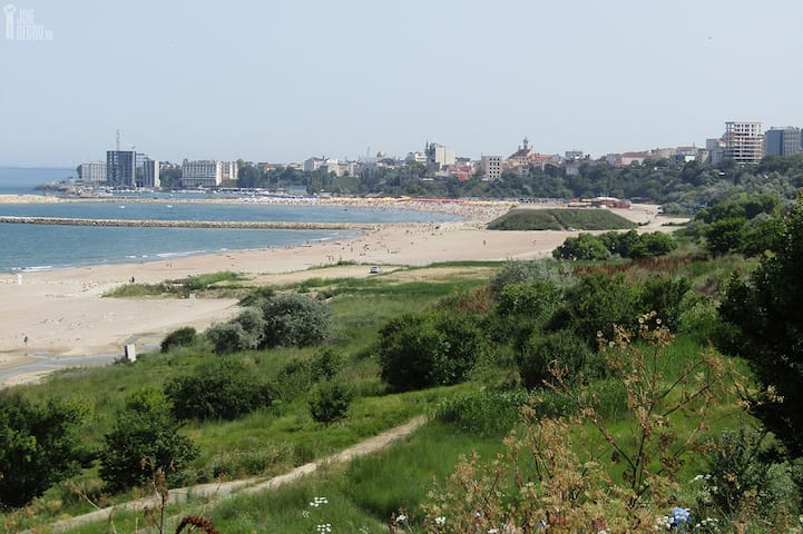Studio near the beach No 2 !!! - Constanta - Huoneisto