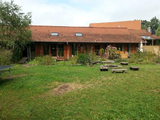 Kleines Seminarhaus - Reichelsheim (Odenwald) - House