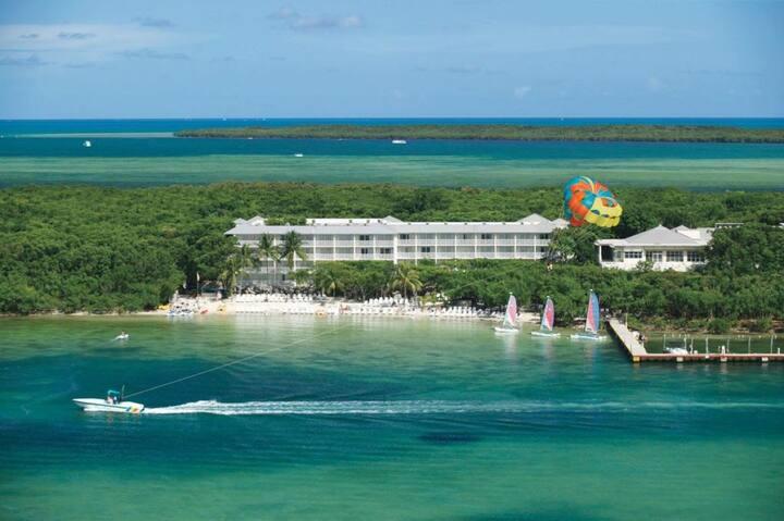 Beach Escape! Elegant Junior Suite for 4, Beach!