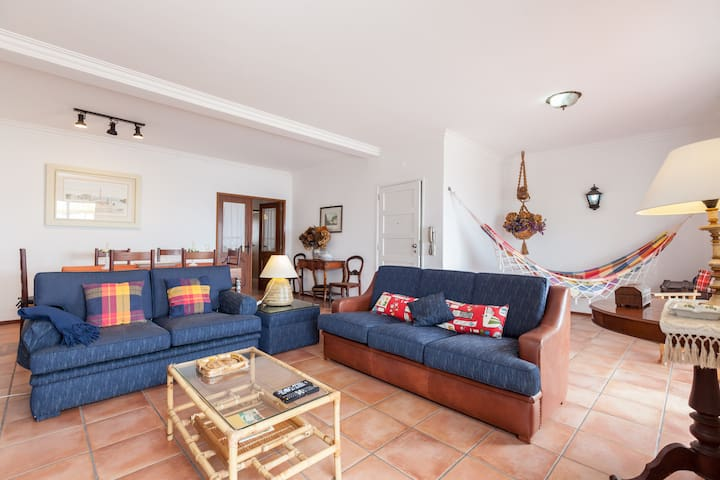Spacious beach ap. on the seafront - Vila Praia de Âncora - Apartemen
