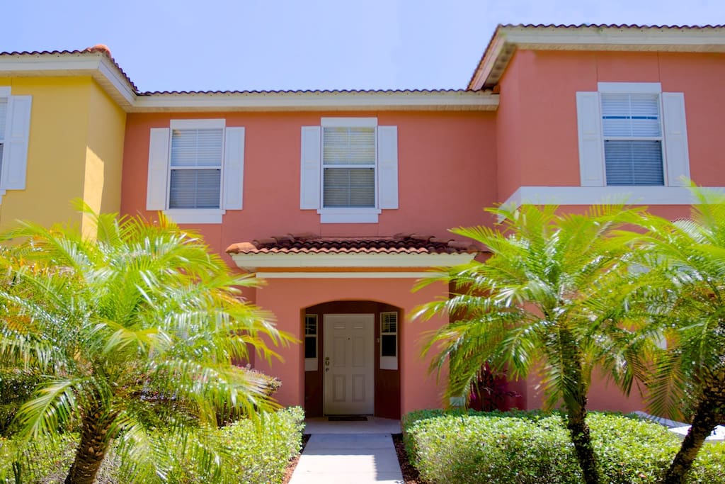 Vacation Townhome Front