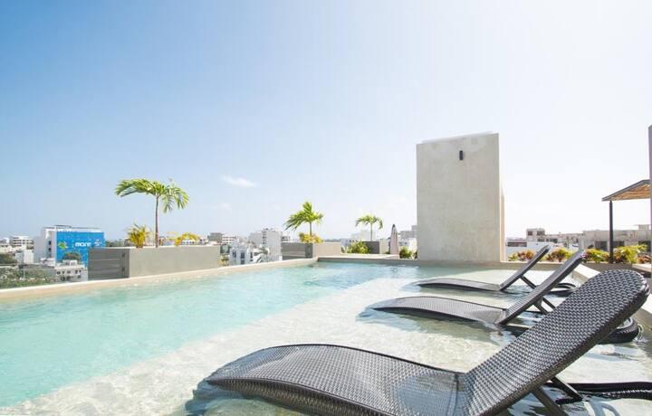 Hermoso departamento en Playa del Carmen
