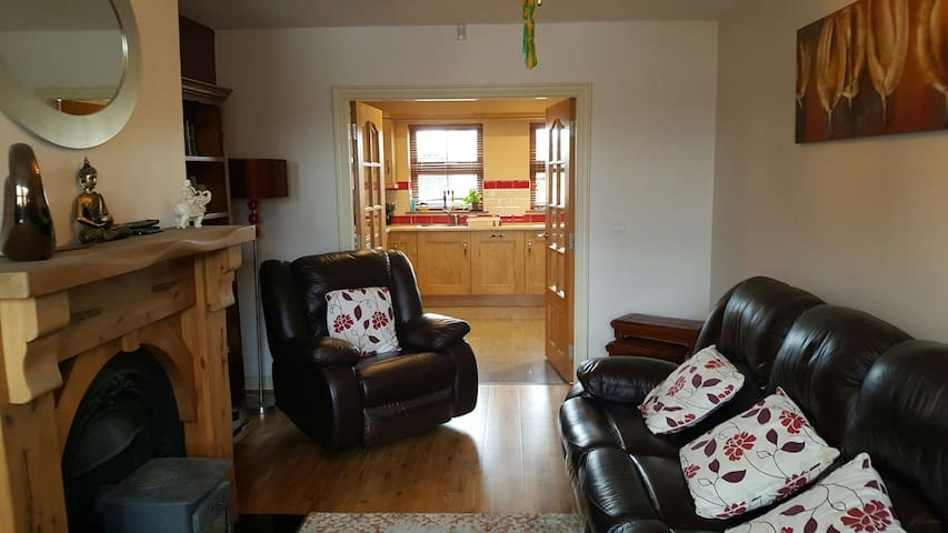 Cozy 3BD beside Wild Atlantic Way - Belleek Fermagh - House