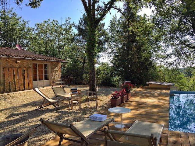 Villa near Florence: Pool, AC, Vast natural garden