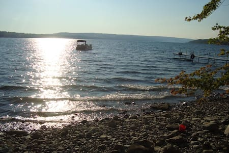Come relax by beautiful Skaneateles Lake! - Skaneateles - Dom