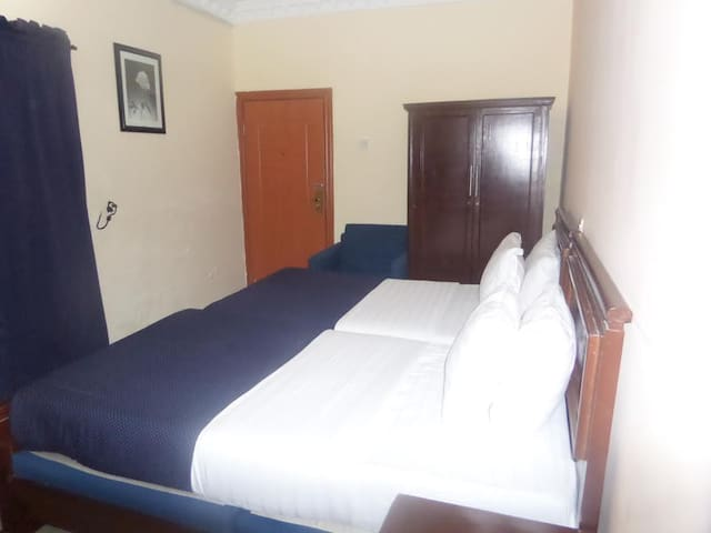 Babcock Guest House-Double Room
