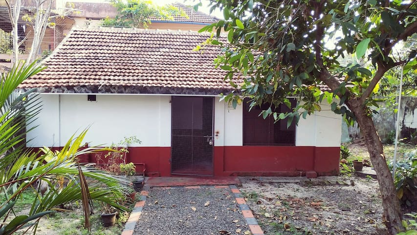 Kerala old house stay at Alleppey