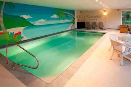 Luxe vakantievilla 't Kasteelhof - Heers