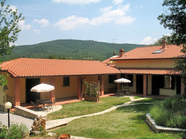 House Podere Le Muricce for 8 persons