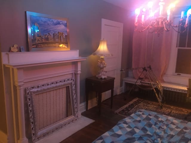 ArtBnB: The Nursery in Observatory Hill