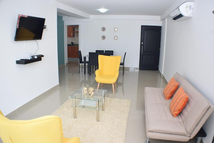 Clean and Beautiful condo very well located!   VI