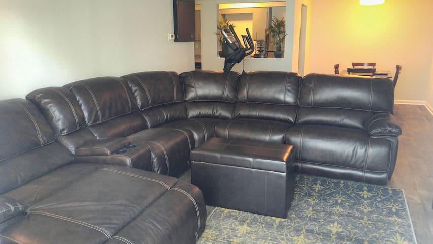 Cozy 1bd in best spot in louisville - Louisville - Apartment