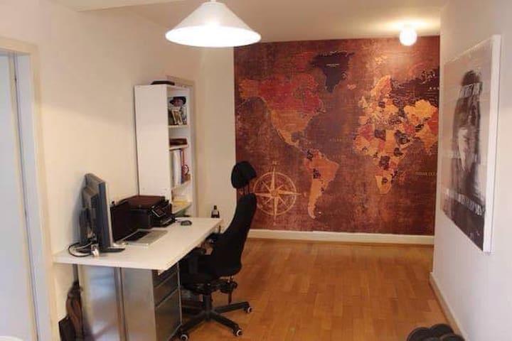 10 min to Baselworld, comfy home - Basilea - Departamento