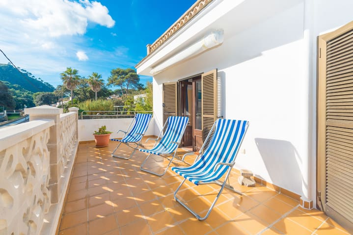 ANTONI CARBONELL SASTRE - Apartment for 4 people in Cala sant Vicenç.
