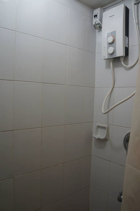 Hot and Cold Shower
