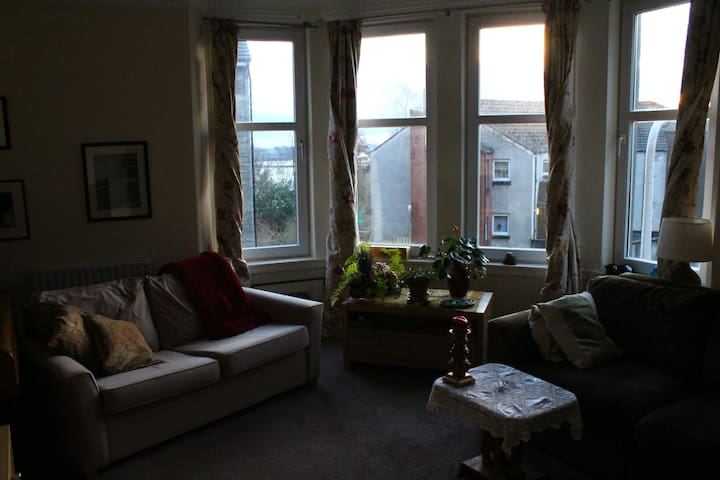 Anne's Place - Dundee - Appartement
