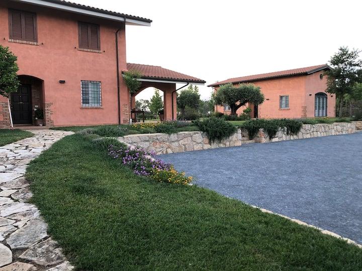 Casale Appia (camera 2)