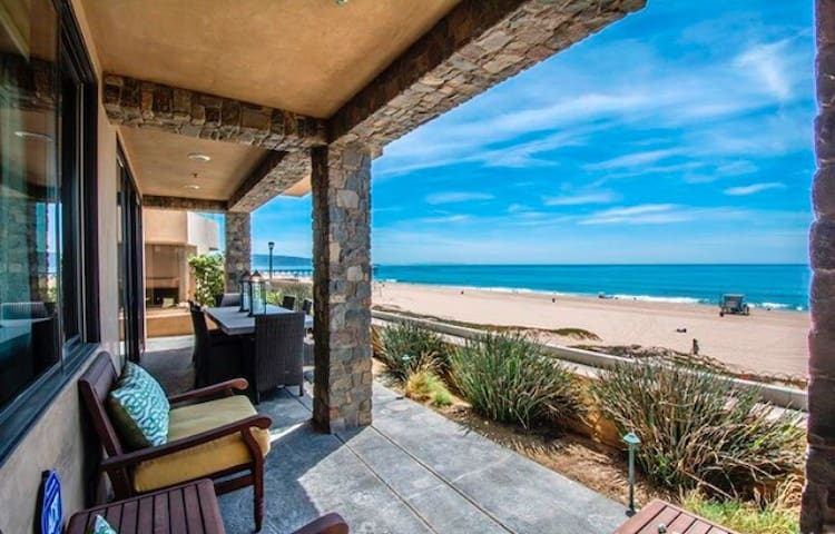 ON the BEACH Strand,Best location in Manhattan B. - Manhattan Beach - House