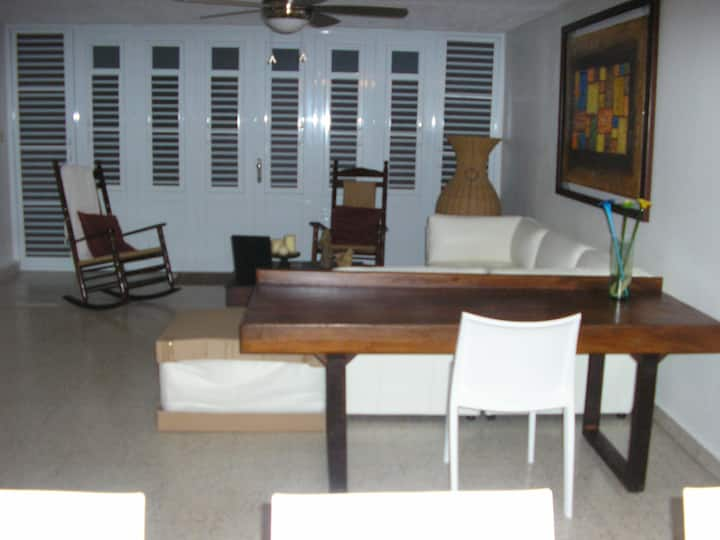 EcoSensitive TownHouse in Hato Rey