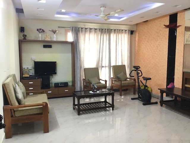 Home away Experience Vizag at its best home