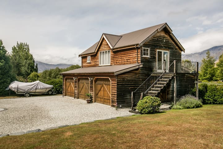 Barn Studio - Self Contained Apartment-Queenstown - Dalefield - Flat