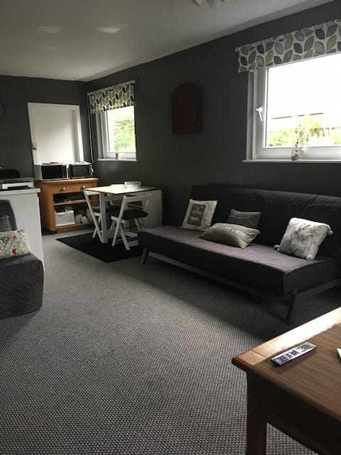 Holiday let in picturesque village of Killin