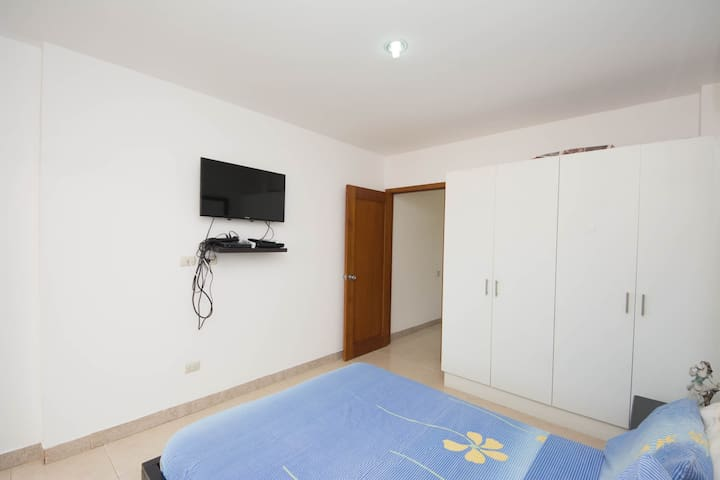 Apartment with Pool Near the Beach with - San Clemente y San Jacinto - Apartment