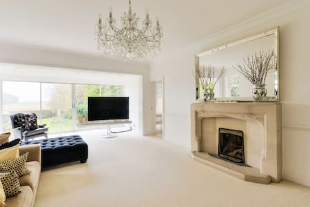 Stunning private 4 bedroom house - Brookmans Park