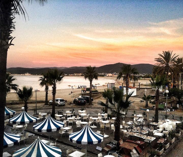 La Casa Del Mar, la plage à vos pieds