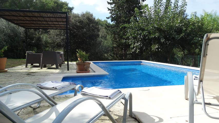 VILLA WHITH PRIVATE POOL - Mal Pas-Bon Aire - Villa