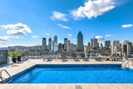 Nice welcoming condo in the heart of Griffintown