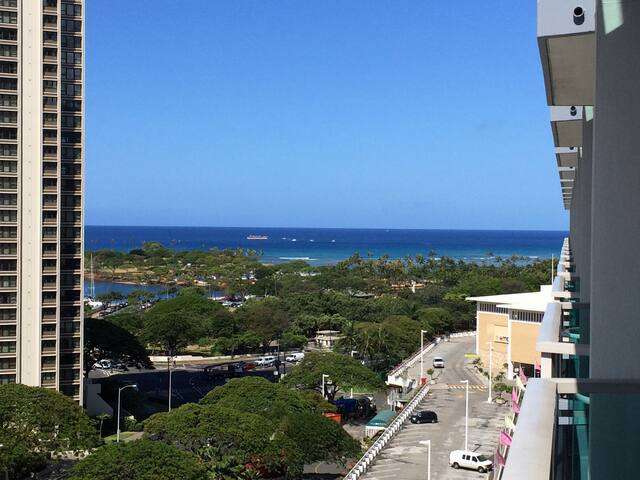 Ala Moana Hotel, Waikiki Tower with Ocean View1223