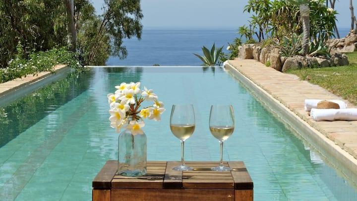 Villa ALBAIDA 4, un balcón al Mediterráneo