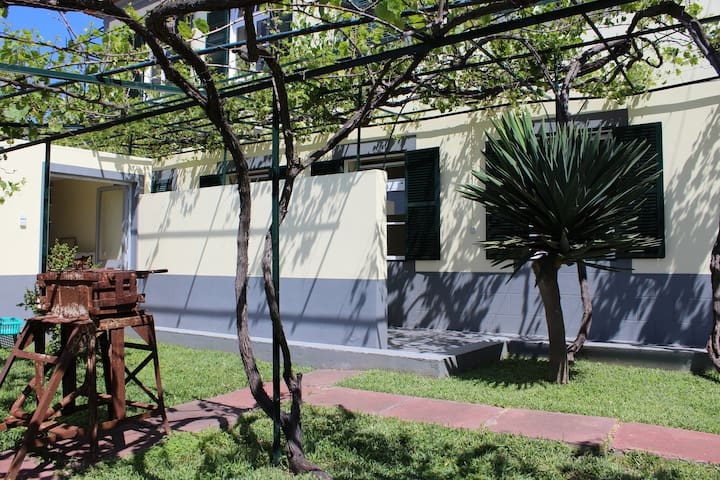 Tranquila hostel - Twin room - Tabua - Huis