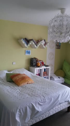 Chambre Zen tout confort - CHAMBERY - Apartment