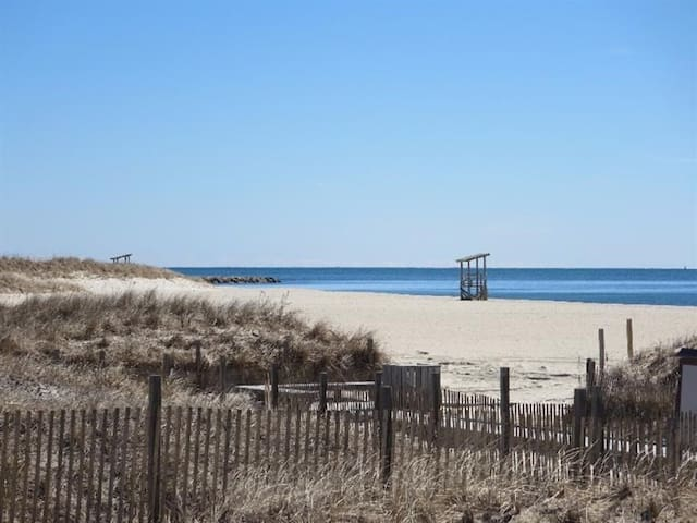 Walk to Seagull Beach from Pristine Cape Getaway - Yarmouth - Ev