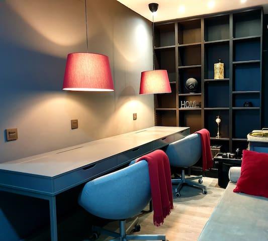 Study area/Work Office