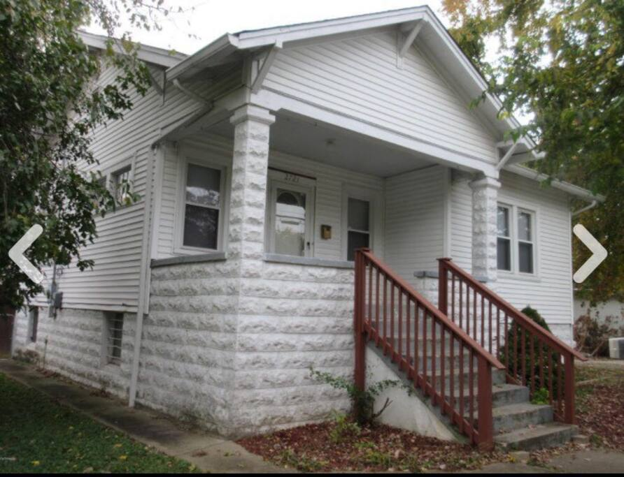 Cozy Home Near Churchill Downs And Uofl Houses For Rent In Louisville Kentucky United States