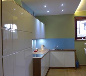Apartament na Teleekspresu - Krynica Morska - Huoneisto