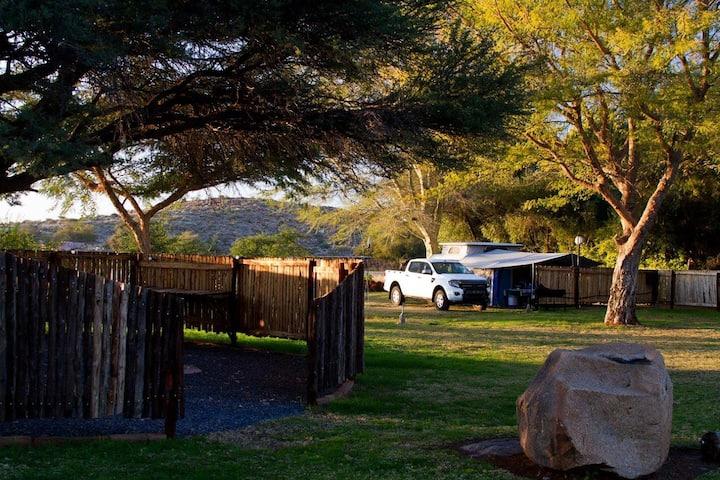 Tkabies Camping Sites