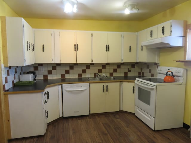 Spacious 3 bedroom apartment in downtown Nipigon