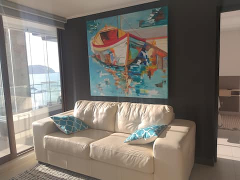 New, fully equipped apartment in Pingueral